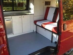 Camper Van Kids Bed Inspiration 36