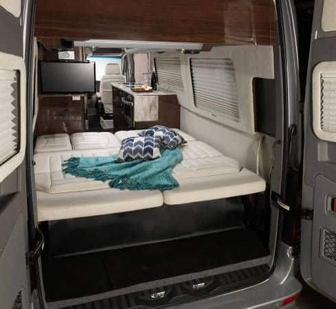 Camper Van Kids Bed Inspiration 7
