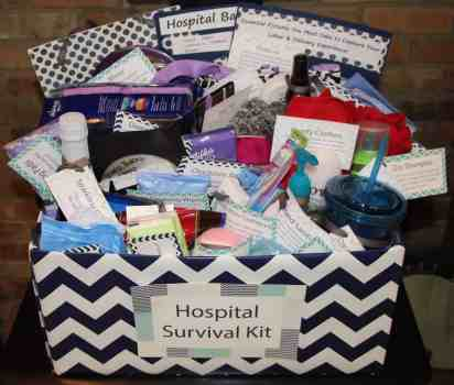 Ideas About Hospital Bag For Mom To Be 10