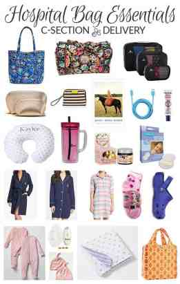 Ideas About Hospital Bag For Mom To Be 15
