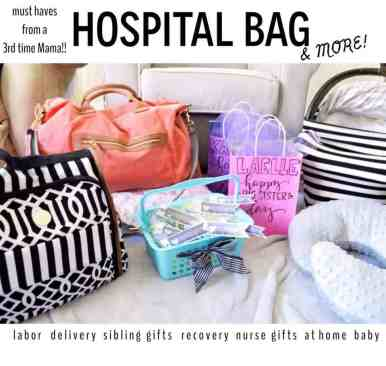 Ideas About Hospital Bag For Mom To Be 4