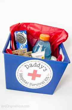 Ideas About Hospital Bag For Mom To Be 7