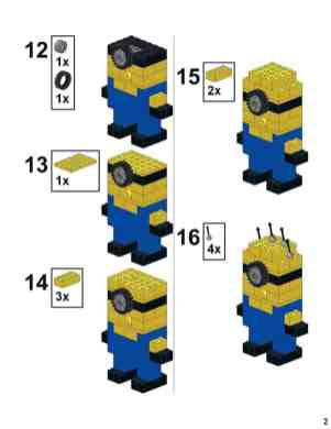 Lego Building Project For Kids 10