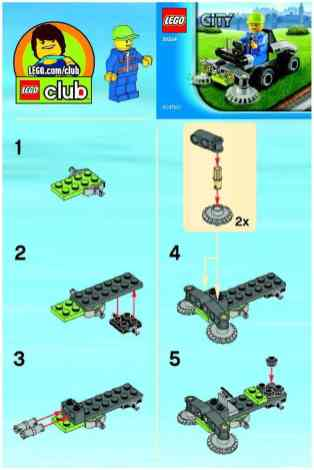 Lego Building Project For Kids 106