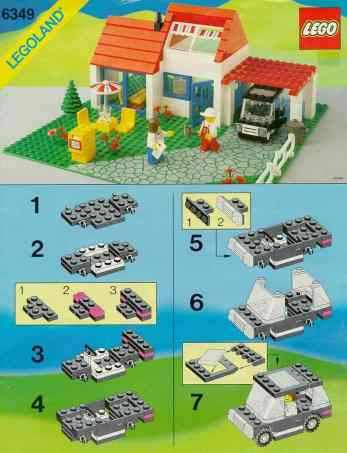 Lego Building Project For Kids 116