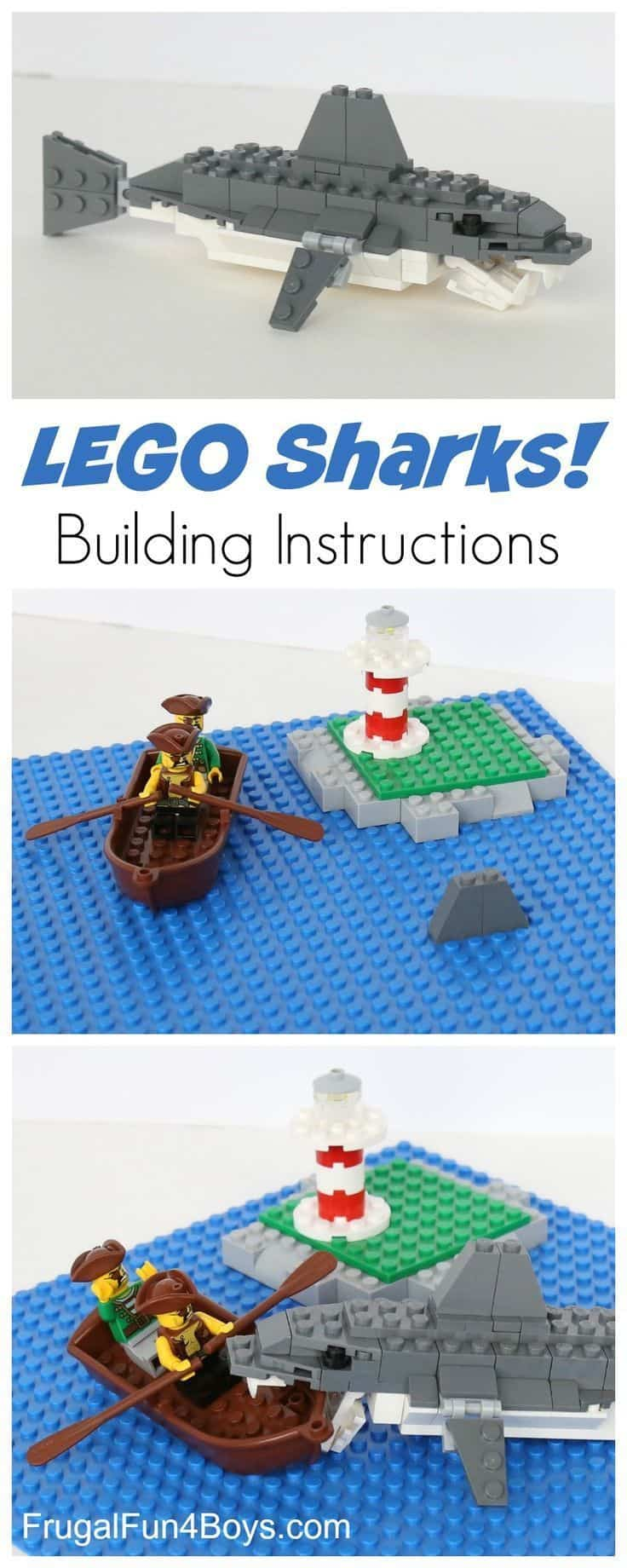 Lego Building Project For Kids 55