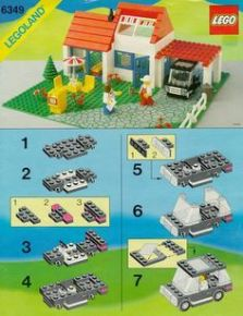Lego Building Project For Kids 71