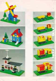 Lego Building Project For Kids 76