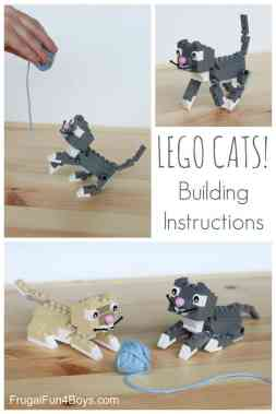 Lego Building Project For Kids 77