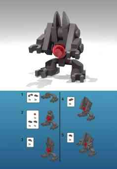 Lego Building Project For Kids 79