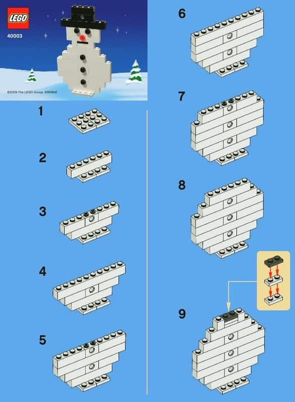 Lego Building Project For Kids 84