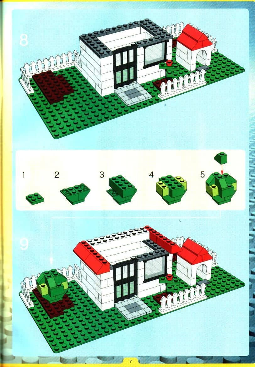 Lego Building Project For Kids 94
