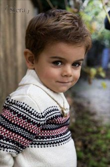 Little Boy Haircuts Inspiration 15