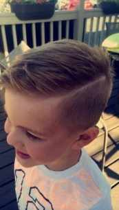 Little Boy Haircuts Inspiration 5