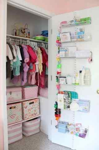 Nursery Organizing Ideas 1