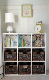 Nursery Organizing Ideas 14