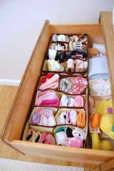 Nursery Organizing Ideas 26