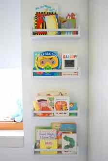 Nursery Organizing Ideas 34