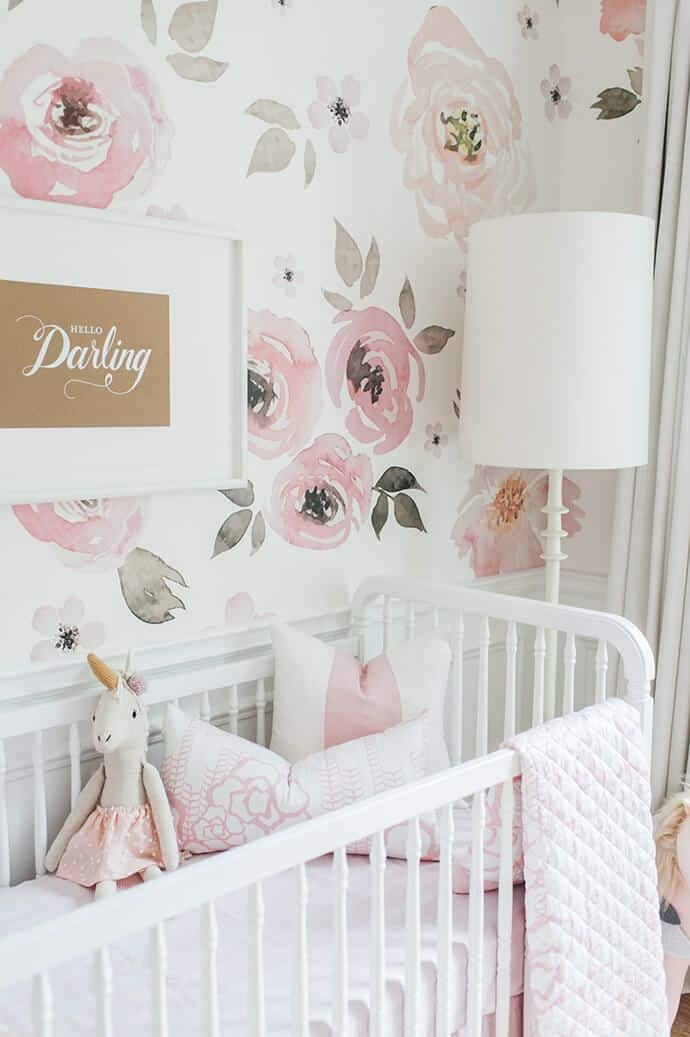 Room Ideas For Your Baby Gir 12