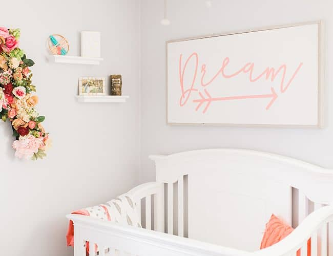 Room Ideas For Your Baby Girl 28