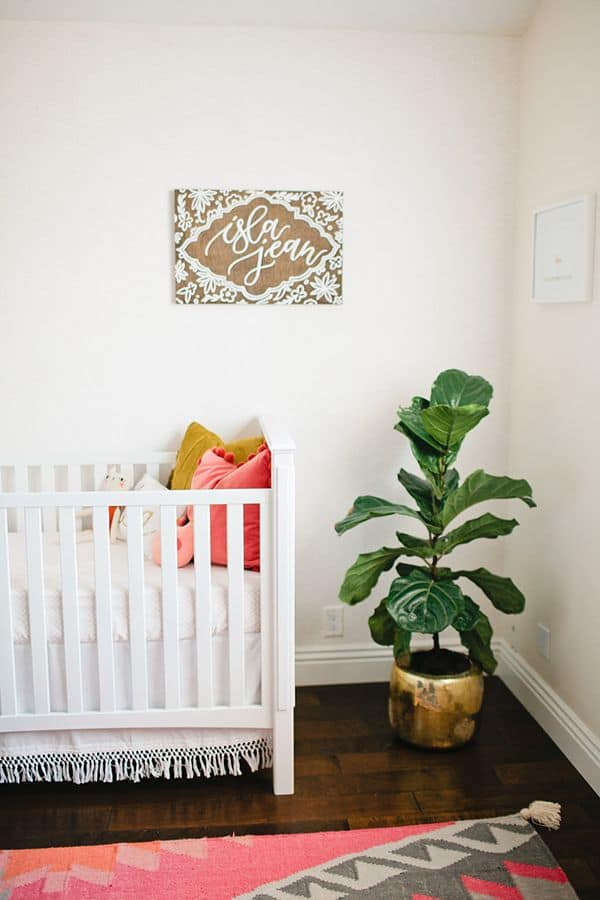 Room Ideas For Your Baby Girl 34