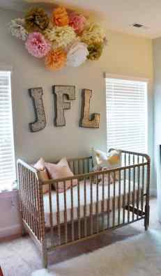 Room Ideas For Your Baby Girl 36