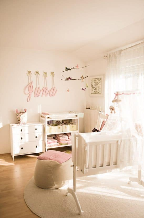 Room Ideas For Your Baby Girl 63