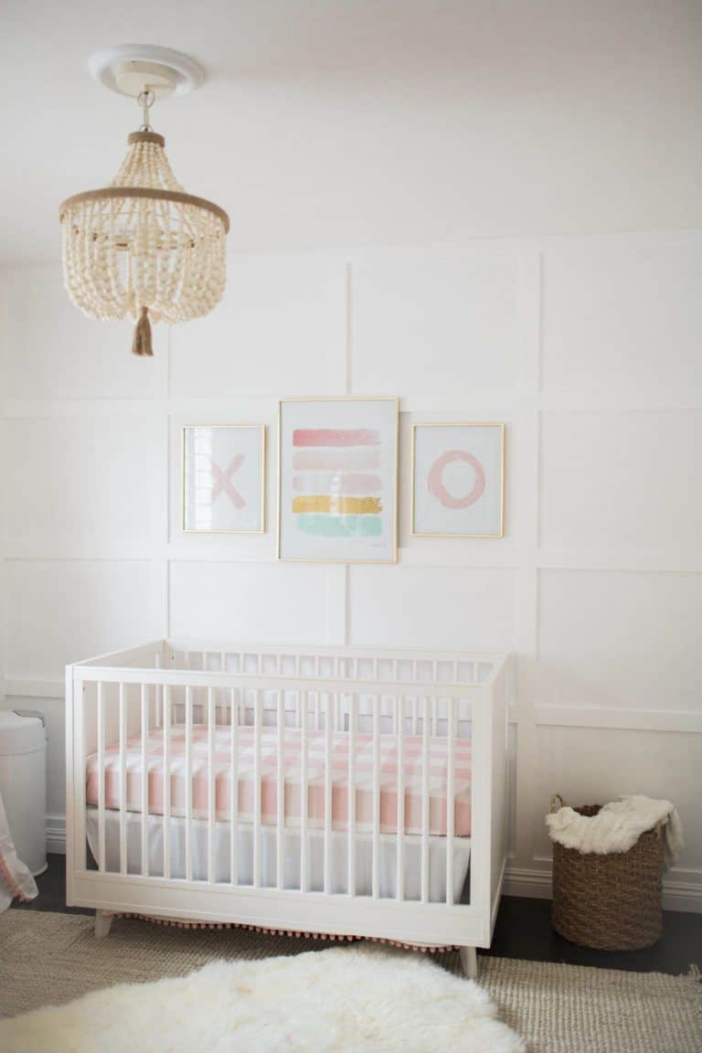Room Ideas For Your Baby Girl 66