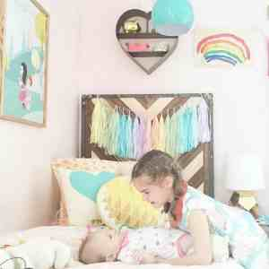 Room Ideas For Your Baby Girl 69