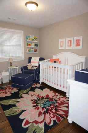 Room Ideas For Your Baby Girl 79