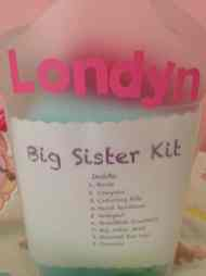 Big Sister Kit Ideas 101