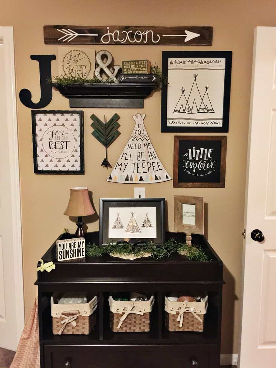 Changing Table Ideas & Inspiration 122