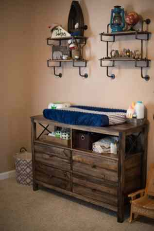 Changing Table Ideas & Inspiration 20