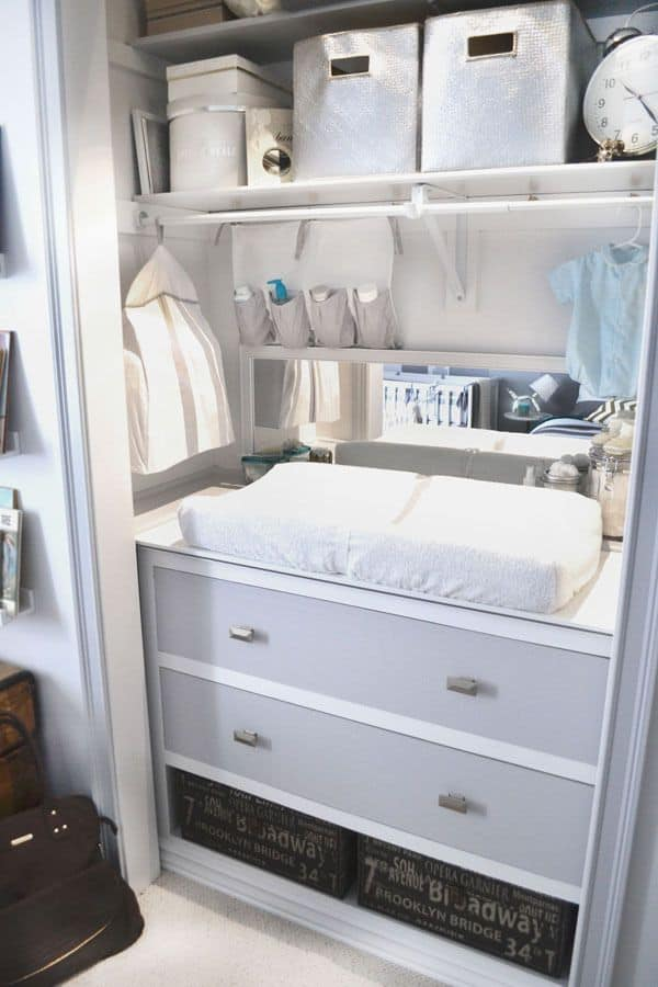 Changing Table Ideas & Inspiration 22