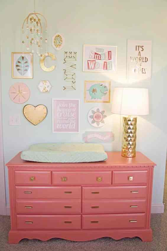 Changing Table Ideas & Inspiration 35