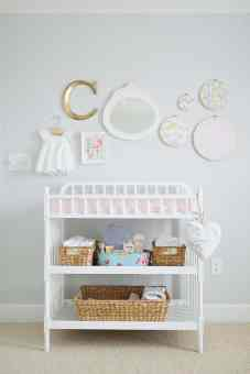 Changing Table Ideas & Inspiration 74