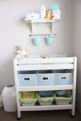 Changing Table Ideas & Inspiration 80