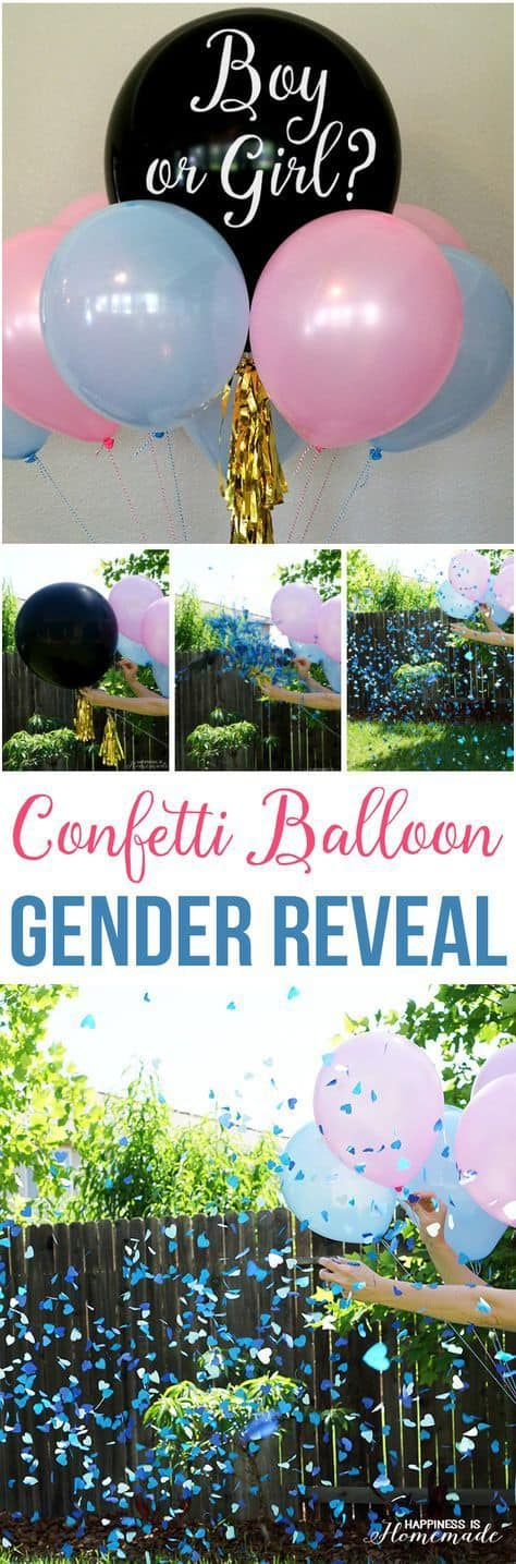 Gender Reveal Party 76