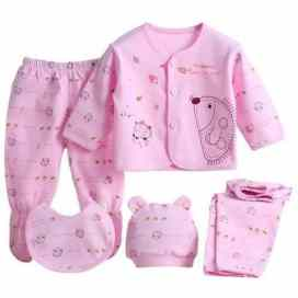 Newborn Clothes 124