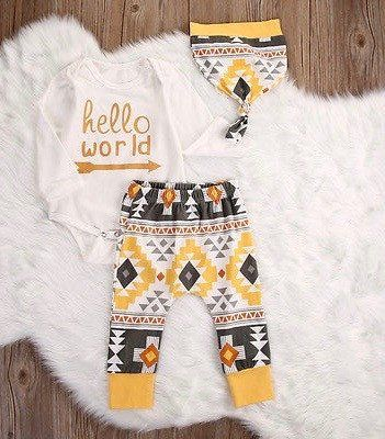 Newborn Clothes 143