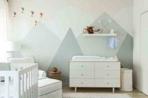 Nursery Paint Ideas 100