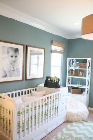 Nursery Paint Ideas 19