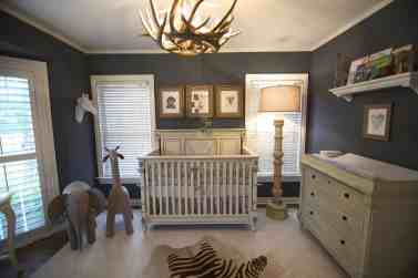 Nursery Paint Ideas 28