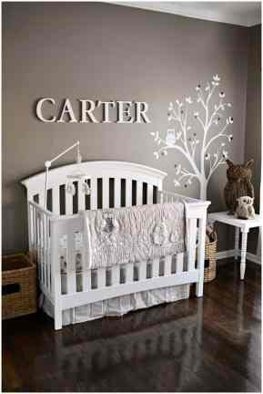 Nursery Paint Ideas 45