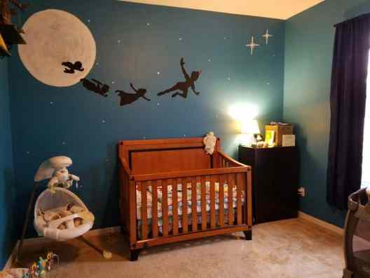 Nursery Paint Ideas 54