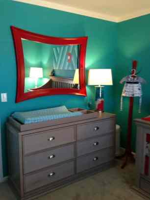 Nursery Paint Ideas 9