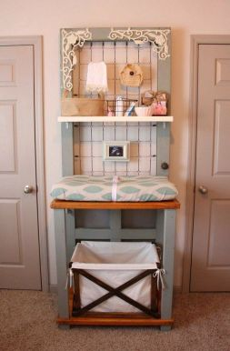 Changing Table Ideas 17