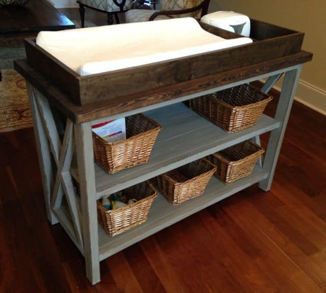 Changing Table Ideas 7
