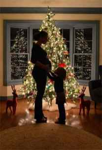 Christmas Pregnancy Announcement 19
