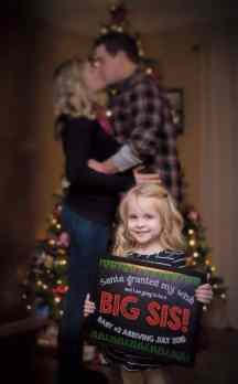 Christmas Pregnancy Announcement 35
